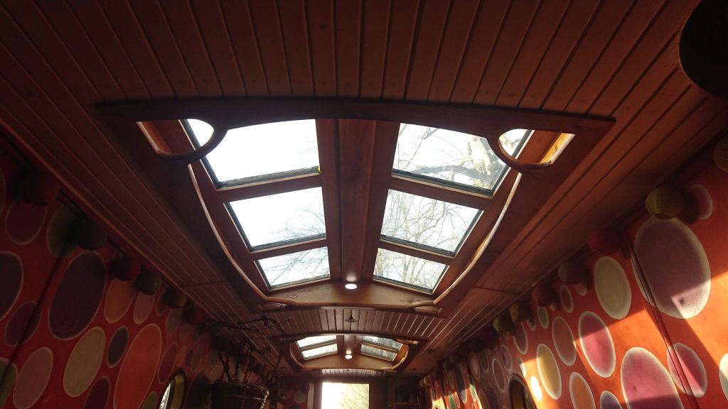 Bespoke Boat Skylights Built To Order By Chiselpig